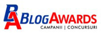 BlogAwards - Logo