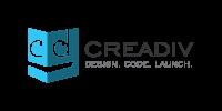 CREADIV - Logo