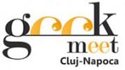 GeekMeet Cluj - Logo