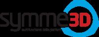 Symme3D - Logo