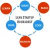 Lean Startup Bucharest - Logo