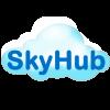 SkyHub - Logo