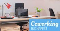 Coworking Bucharest - Logo